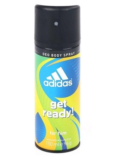 adidas Adidas Get Ready Bay Deodorant 150 Ml Renksiz